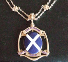 Court of Deans of Guild of Scotland Chain